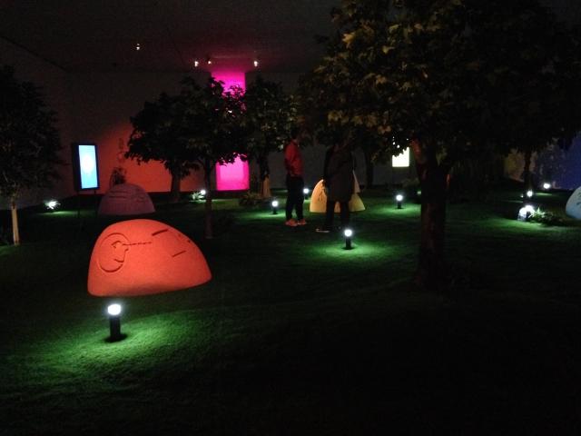 Antoine Catala, Jardin Synthétique à l'isolement, photo LyonMag.com