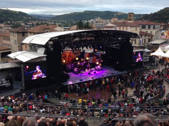 215 000 festivaliers pour l'édition 2017 de Jazz à Vienne