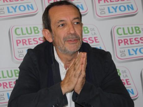 Régionales : Jean-Charles Kohlhaas, candidat du Rassemblement, en meeting au Transbordeur