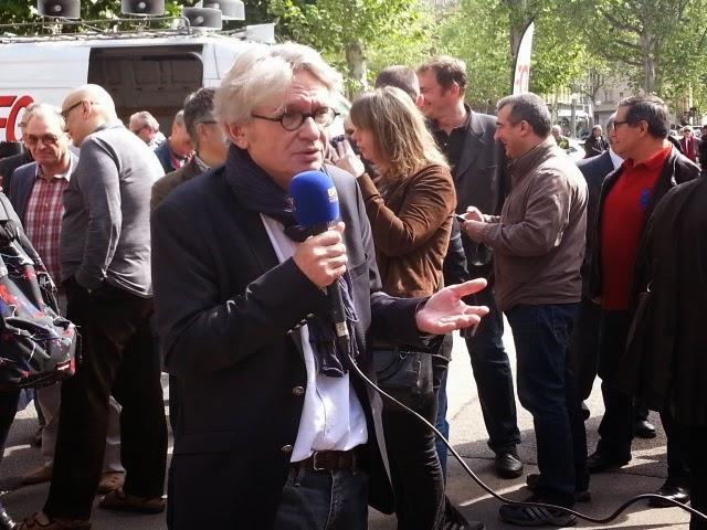 Réforme du code du travail : Jean-Claude Mailly (FO) viendra manifester à Lyon mardi