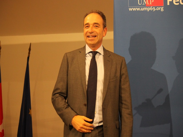 Jean-François Copé de retour dans le Rhône lundi