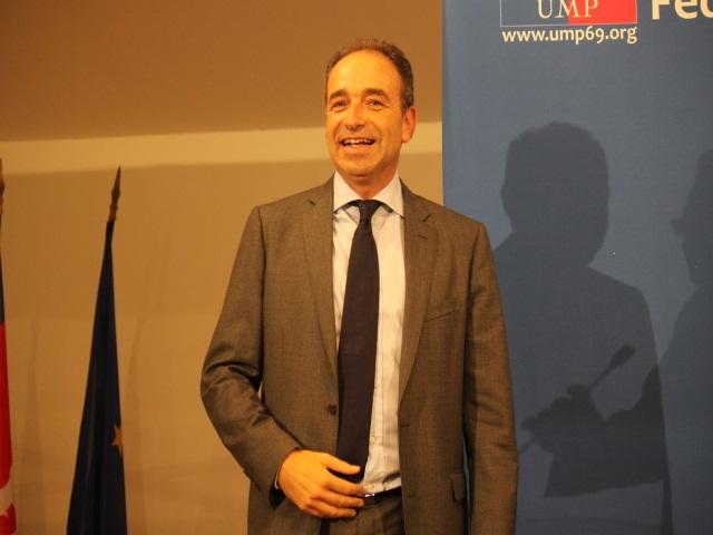 UMP : Jean-François Copé invité dans le Rhône mardi