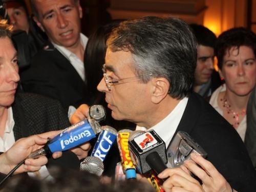 Ligne Lyon-Turin : Hollande et Monti devront prendre des décisions