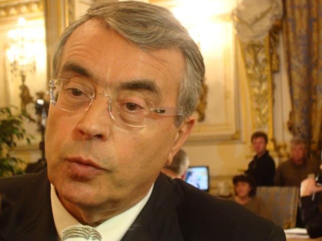 Les présidents des régions Rhône-Alpes et Auvergne présentent des voeux communs