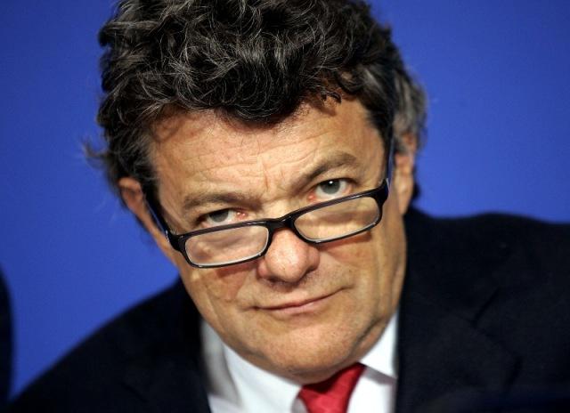 Jean-Louis Borloo à Lyon en octobre
