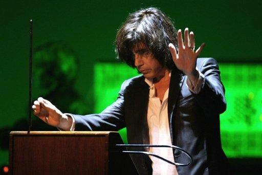 Jean-Michel Jarre, un concert monumental à Lyon pour 2013 ?