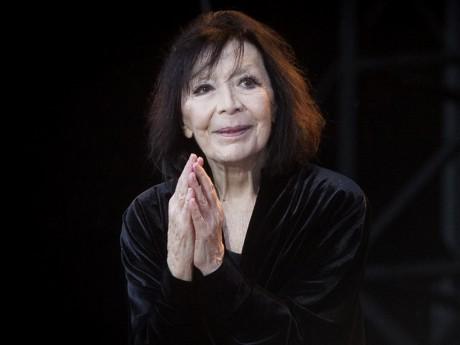 Victime d'un AVC à Lyon, Juliette Gréco suspend sa tournée