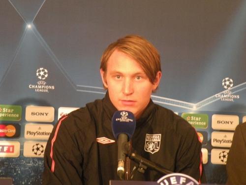 OL : Kim Källström pourrait être tenté par un départ