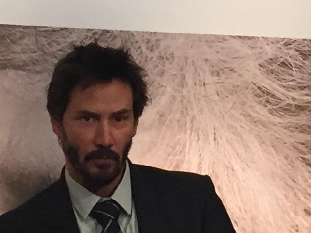 Festival Lumière : Keanu Reeves fait œuvre pédagogique