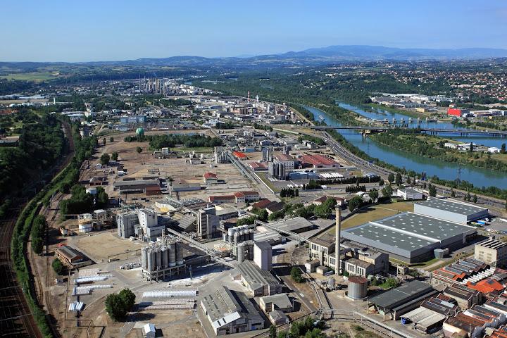 Saint-Fons: une fuite de chlore signalée à l'usine Kem One