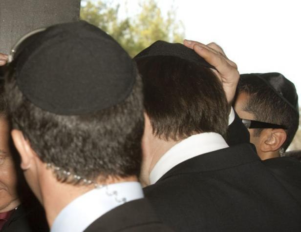 Villeurbanne : un rabbin américain rencontre les victimes des agressions antisémites