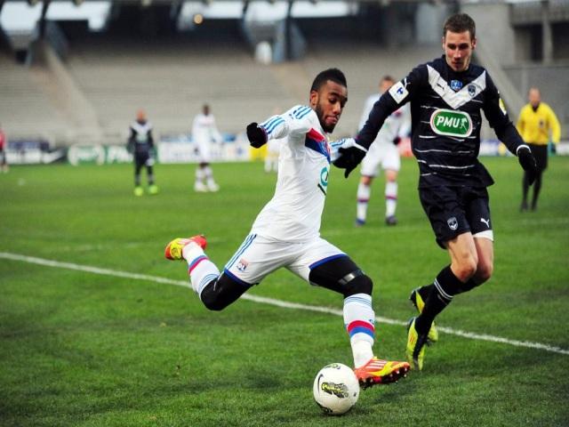 Impuissant face à Bordeaux, l'OL voit le podium s'éloigner (vidéo)