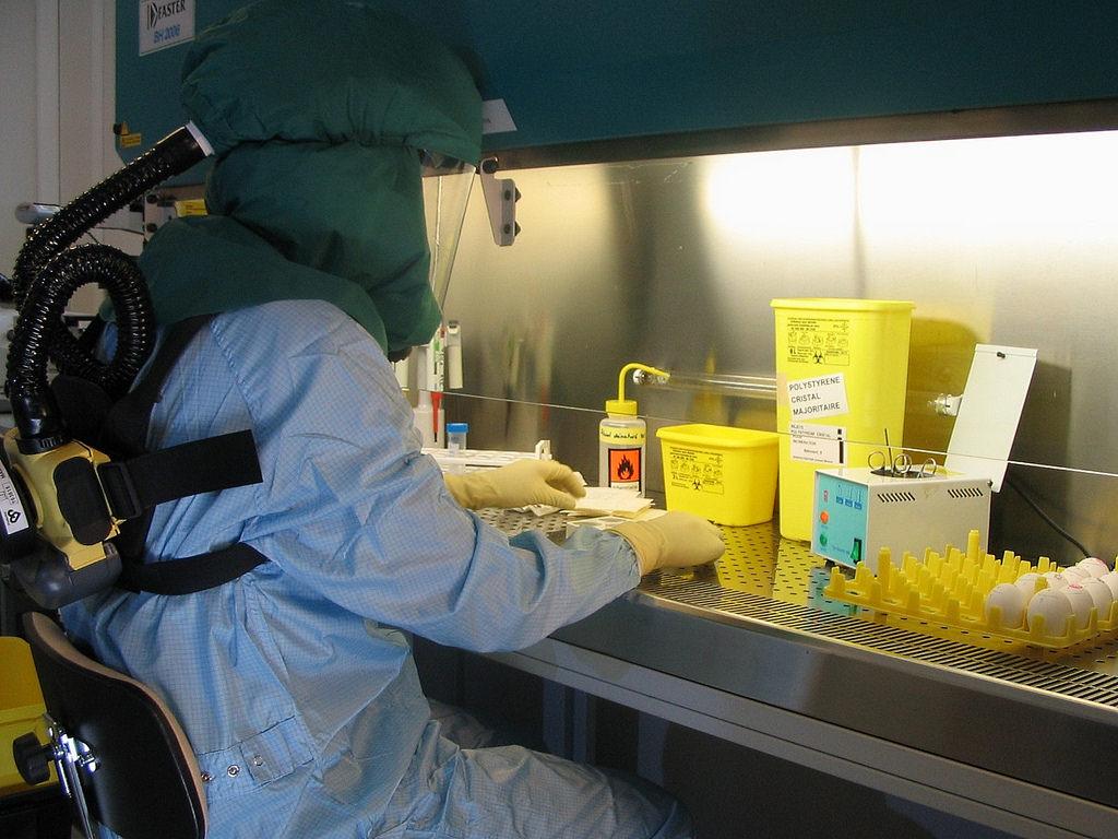 Coronavirus : une Chinoise présentant les symptômes localisée à Lyon