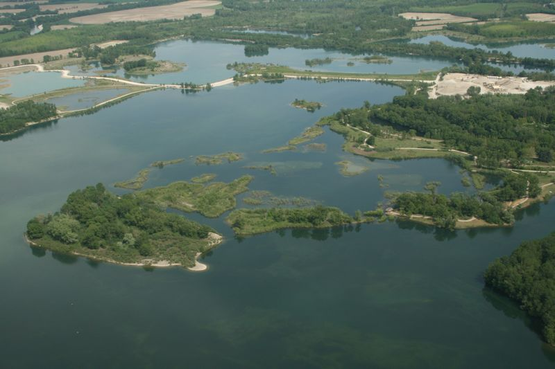 Le lac de Miribel se teste avec deux fausses noyades