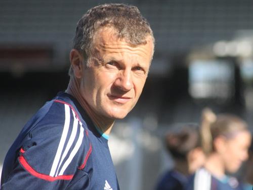 """Patrice Lair (OL) : """"Pas la tête à l'Equipe de France"""""""