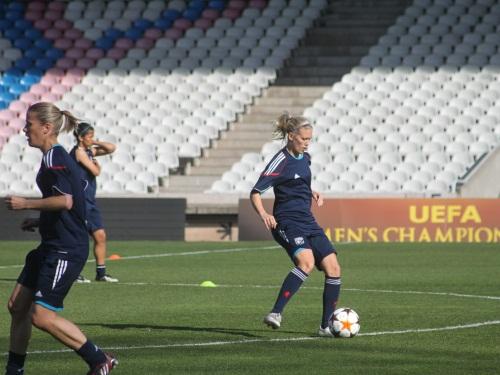Women Champions League : l'OL ira en Russie