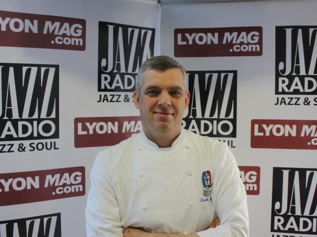 """Laurent Bouvier : """"Le Guide des Toques Blanches lyonnaises, vitrine de l'association"""""""