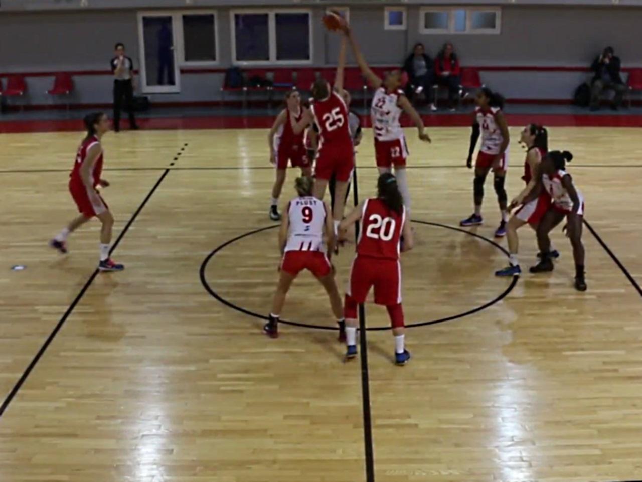 Basket f minin un derby pour le lbf en coupe de france - Finale coupe de france basket feminin ...