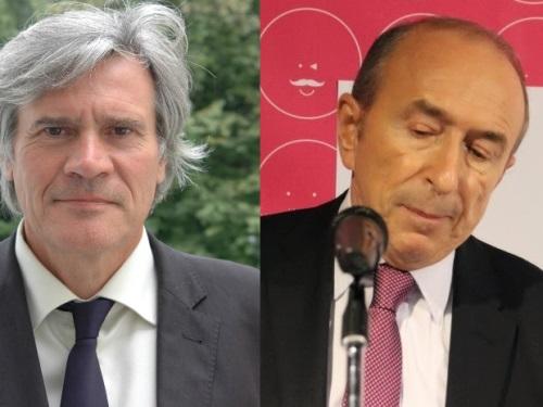 """""""Gérard Collomb peut faire des erreurs"""" selon le porte-parole du gouvernement"""