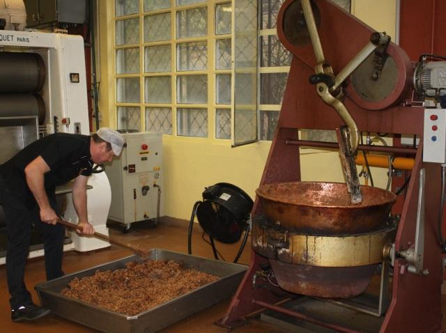 La chocolaterie Voisin - LyonMag