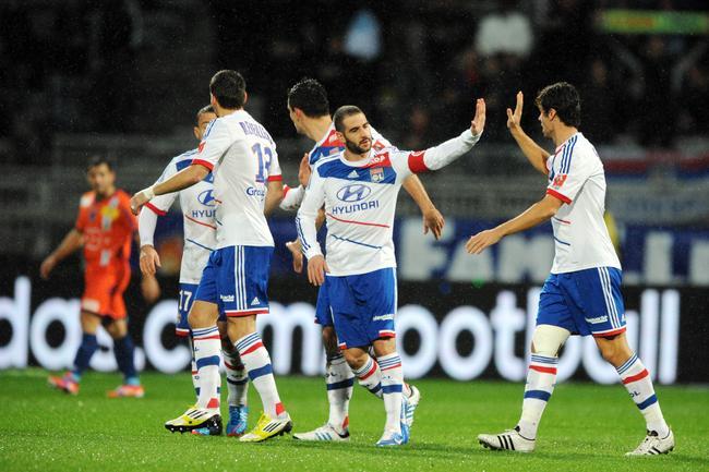 5 buts pour l'OL : une première depuis 2011