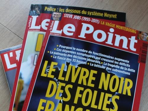 """Le Point s'intéresse au """"palace"""" de Jean-Jack Queyranne"""