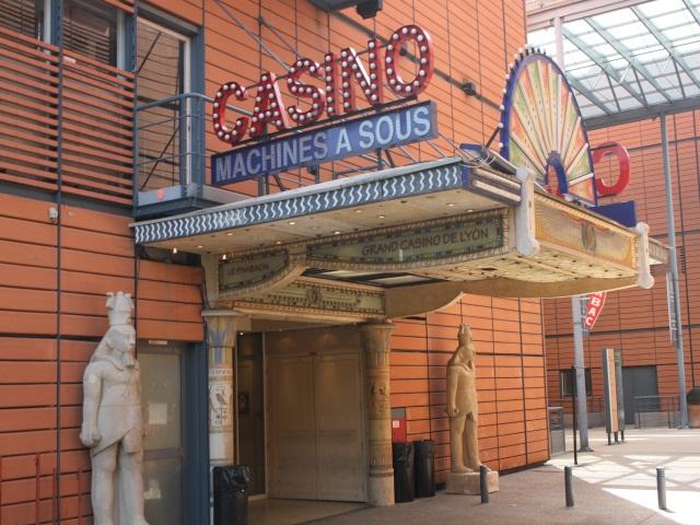 Lyon : elle gagne près de 3 millions d'euros au casino Le Pharaon