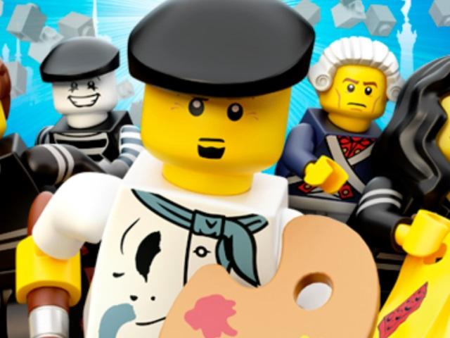 Le magasin Lego débarque à la Part-Dieu