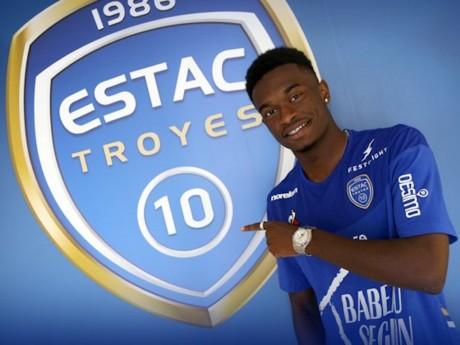 Lenny Pintor (OL) prêté pour une deuxième saison à Troyes
