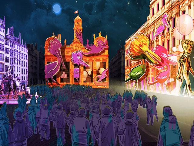 Fête des Lumières 2013 : retrouvez tous les visuels et nos coups de coeur !