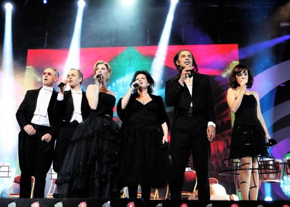 Les concerts des Enfoirés à Lyon déjà complets