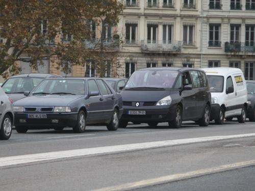 Lyon : une opération escargot des Pendus 69 pour la rentrée de lundi