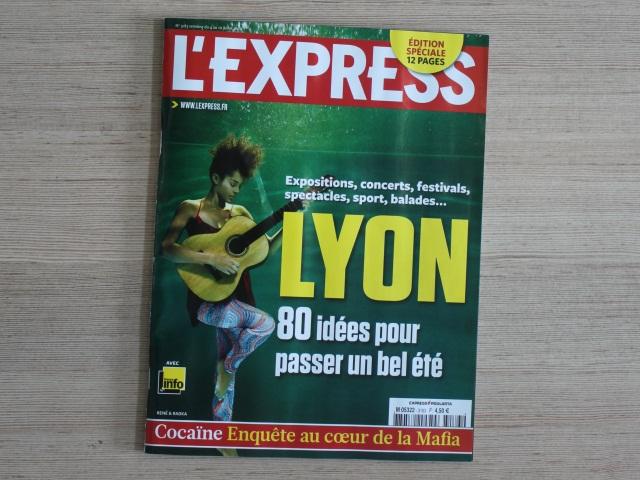 L'Express vous donne 80 idées pour passer un bel été à Lyon