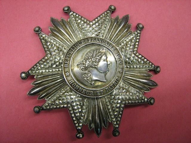 Ces Lyonnais qui font partie de la promotion de l'ordre de la Légion d'honneur du 14 juillet