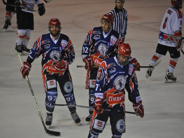 Play-Offs : Le Lyon Hockey joue le match 1 des demi-finales face à Neuilly