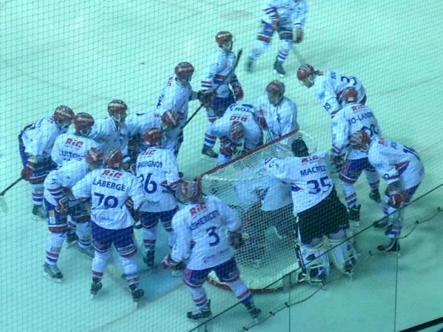 Le LHC se déplace sur la patinoire d'Amiens