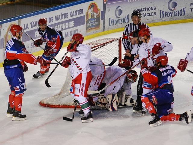 Hockey sur glace : le mercato continue à Lyon