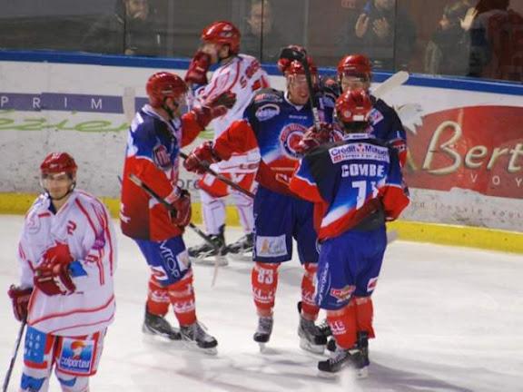 Finale des play-offs : le LHC s'incline de nouveau contre Brest (5-4)