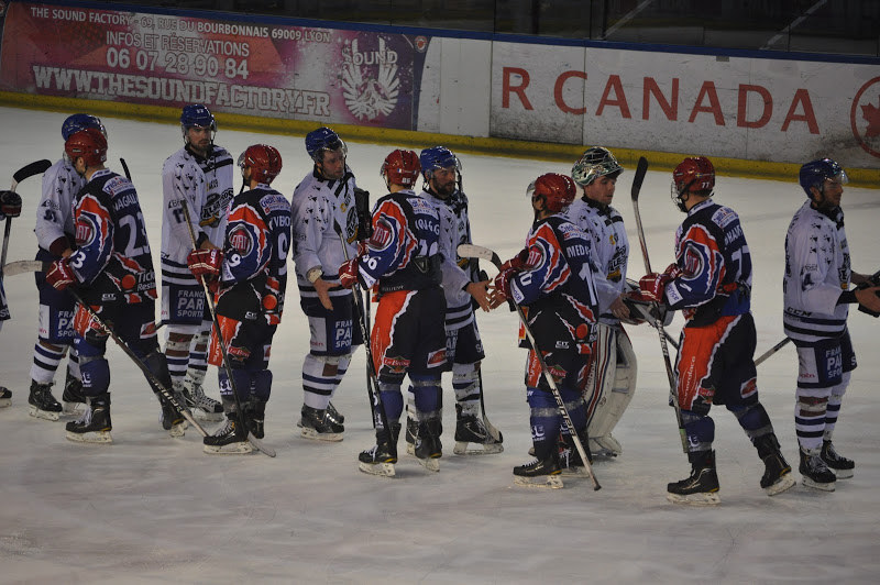 Ligue Magnus : le LHC à Bordeaux pour un duel pour la 4e place