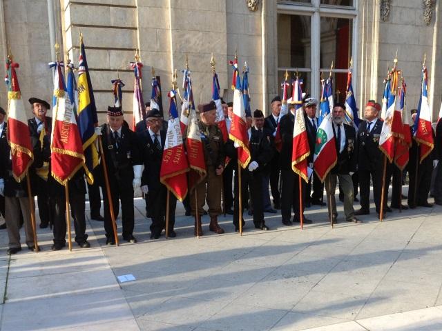 Lyon a célébré le 69e anniversaire de la libération de la ville