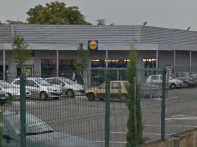 Vaulx-en-Velin : à peine rouvert, le magasin LIDL de nouveau incendié