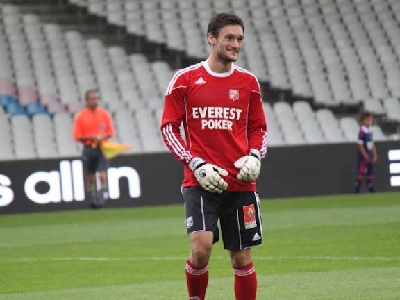 Hugo Lloris va t-il réussir à s'imposer dans son nouveau club? - Photo Lyonmag.com