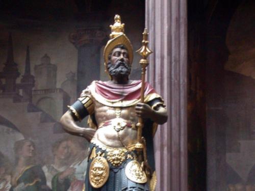 Lyon : une allée au nom du fondateur de Lugdunum