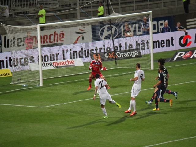 OL : Grenier et Lopes ont fait douter Madrid (2-2) - VIDEO