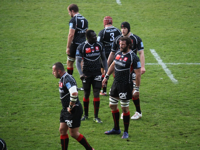 Top 14 : match crucial pour le LOU Rugby ce samedi à Brive