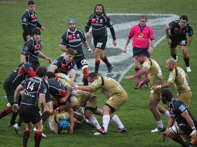 Le LOU Rugby : la fin d'une triste saison
