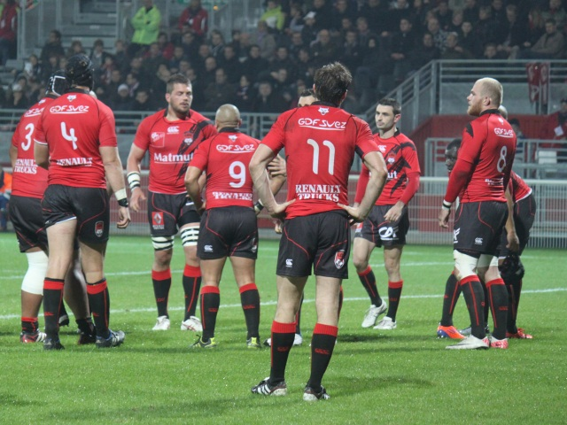 Le LOU Rugby s'incline face au Racing Metro (28-11)