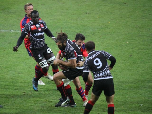Le LOU Rugby reçoit Auch samedi pour le choc des extrêmes