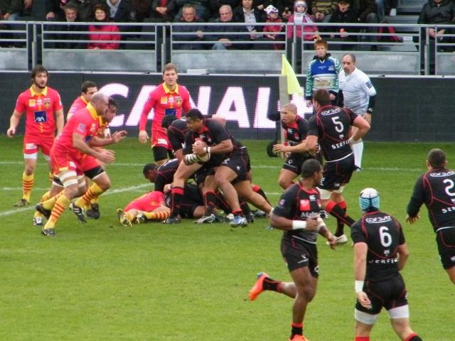 """LOU Rugby : un choc """"pour se rassurer"""" face à Pau"""