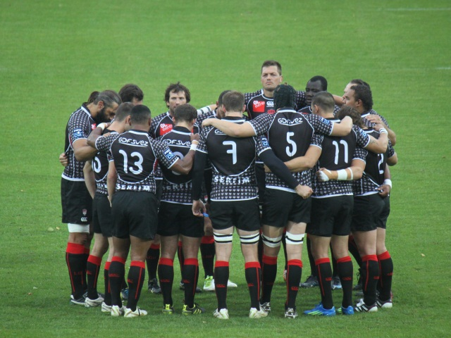 Le LOU Rugby n'entend pas lâcher de points face à Albi au Matmut Stadium